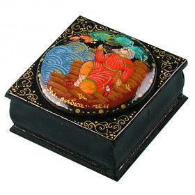 Fairytale Lacquer Box from Russia