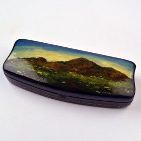 Arizona Theme Lacquer Box