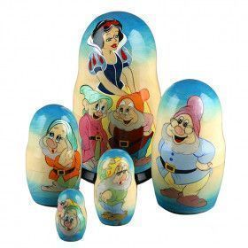 Snow White Nesting Doll