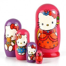 Hello Kitty 5pc