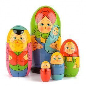 Matryoshka Family