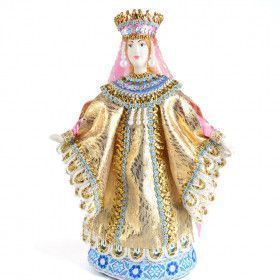 Russian Countess Porcelain Doll