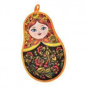Matryoshka-Shaped Pot Holder