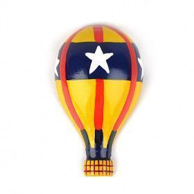 Wooden Hot Air Balloon Souvenir