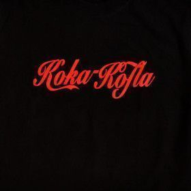 Russian Coca-Cola T-Shirt