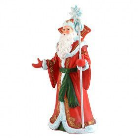 Ceramic Ded Moroz - Red Coat