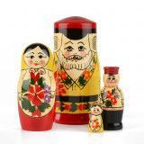 Russian Family Traditional Doll