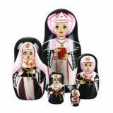 Russian Stacking Doll Nuns