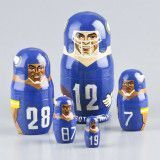 Minnesota Vikings Nesting Doll