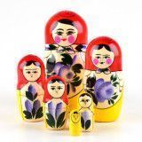 Traditional 6 pcs. Babushka