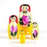 Traditional 4pc Matryoshka Doll