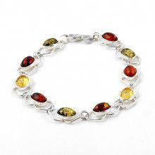 Links Of Colors Amber Bracelet