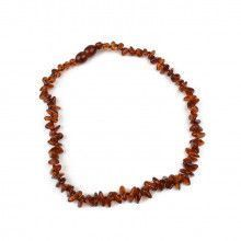 Amber Necklace For Teething Babies