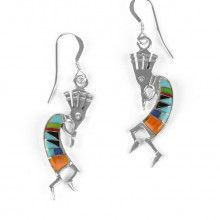 Kokopelli Earrings