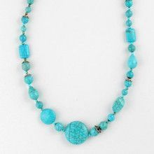 Natural Beauty Turquoise Necklace