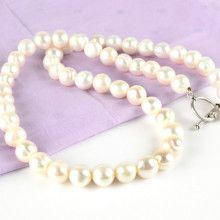 "22"" Cultured Freshwater Pearl Necklace"