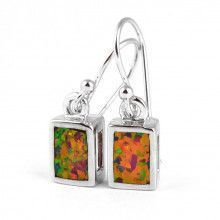 Colorful Sparkle Earrings
