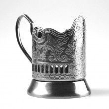 Tea Glass Holder From Russia