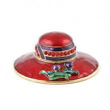 Red Hat Society Trinket Box