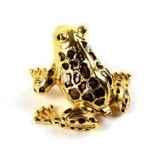 Spotted Frog Trinket Box