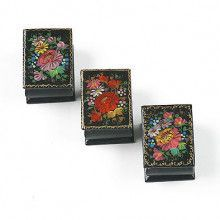 Russian Lacquer Box Set
