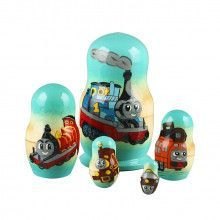 Thomas The Train Engine Matreshka
