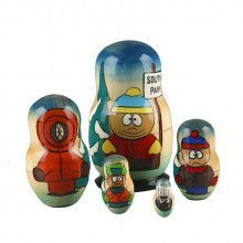 South Park Matryoshka