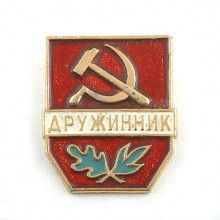 Russian Soviet Era Pin