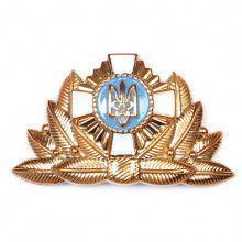 Ukrainian Military Emblem for Russian Hat