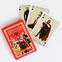 Deck of Russian Cards - Romanov Dynasty