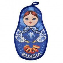 Matryoshka with Bubliki Pot Holder