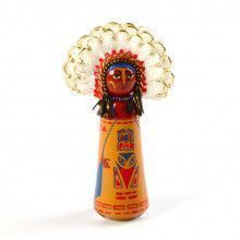 Wooden Kachina Doll Souvenir