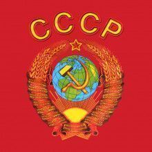 40% Off - CCCP Soviet Red T-Shirt
