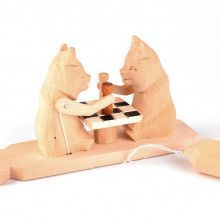 Game of Chess Movable Toy