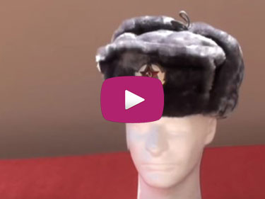 Video on How to Find Your Ushanka Hat Size