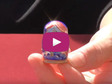Video on Opening Small and Miniature Nesting Dolls